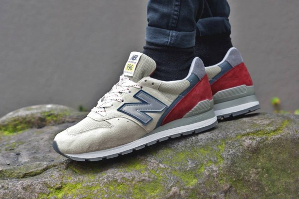 New Balance M996 PD Made in USA Tan Leather_36