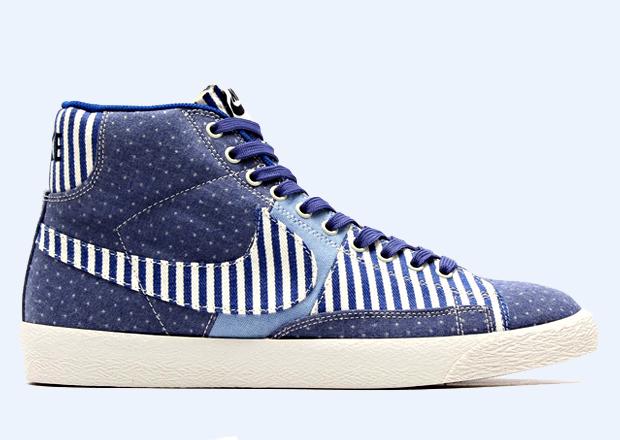 Nike Blazer Mid Denim Patchwork_19