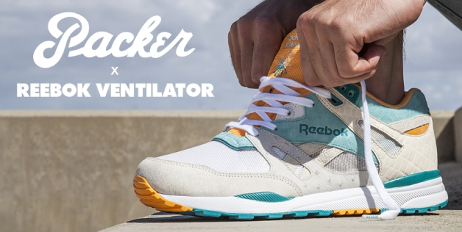 Reebok Ventilator 4Seasons Summer x Packer Shoes_22