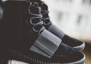 Adidas Yeezy Boost 750 Black S_16