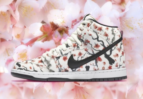 Nike Dunk High Pro SB Cherry Blossom_45